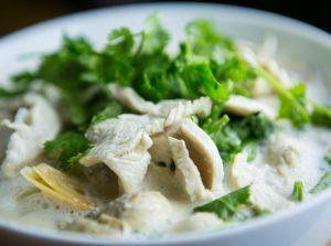 Soup Tom Kha
