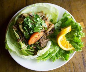Salid-Beef