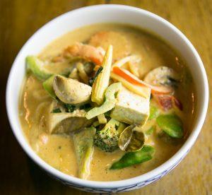 VEG-Green-Curry-Tofu