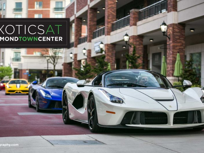 Exotic-cars-at-Remond-Town-Center