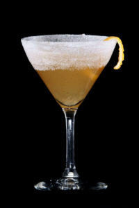 asian pear martini