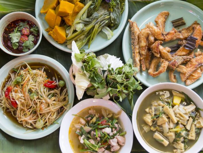 Brief History of Thai Cuisine