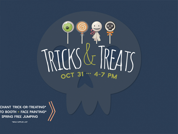 Trick or Treat at Redmond Town Center