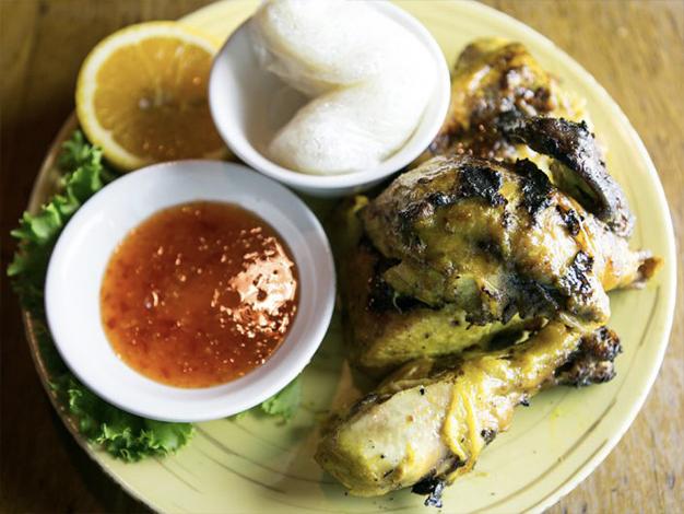 Low Carb Meals – Thai BBQ