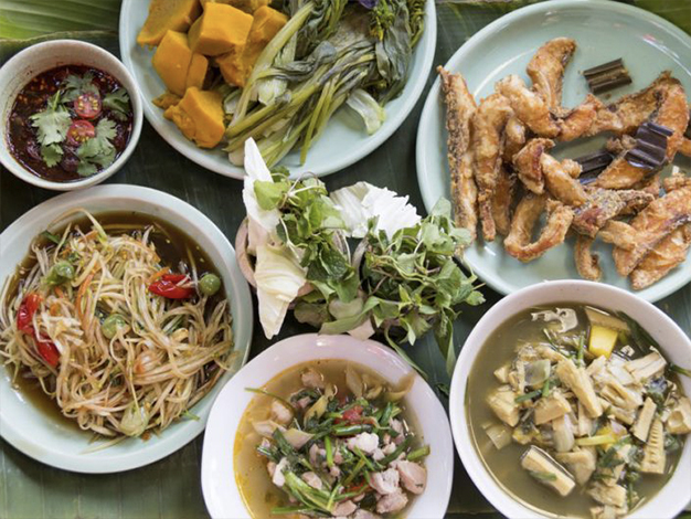 A Brief History of Thai Cuisine