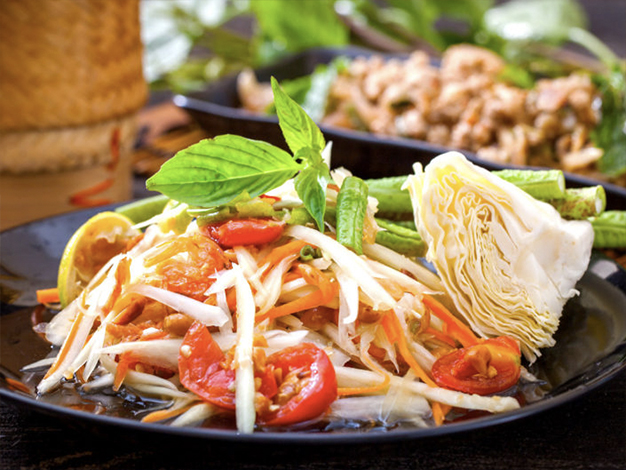The Unique Flavors of Thai food