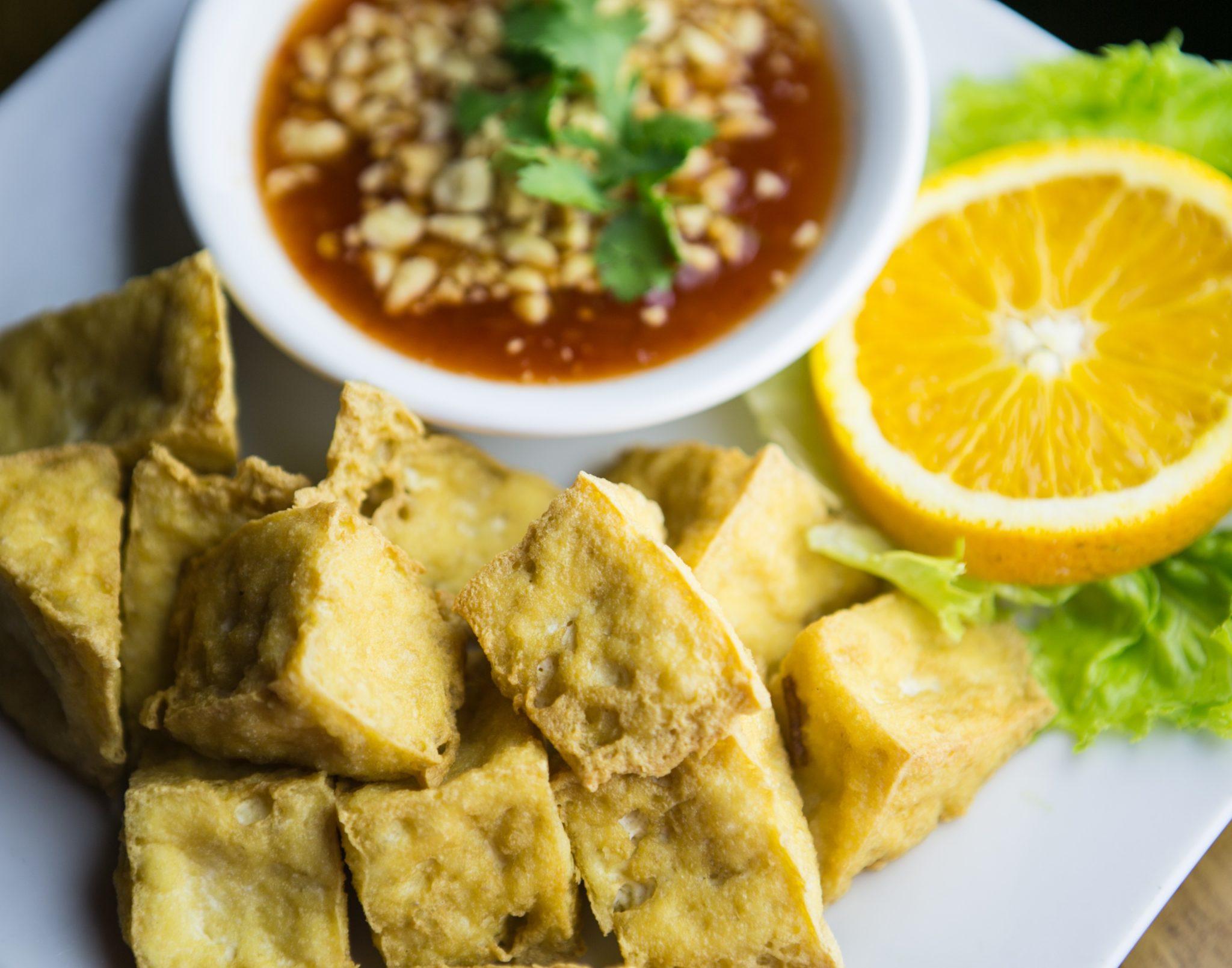 Vegan Thai dishes