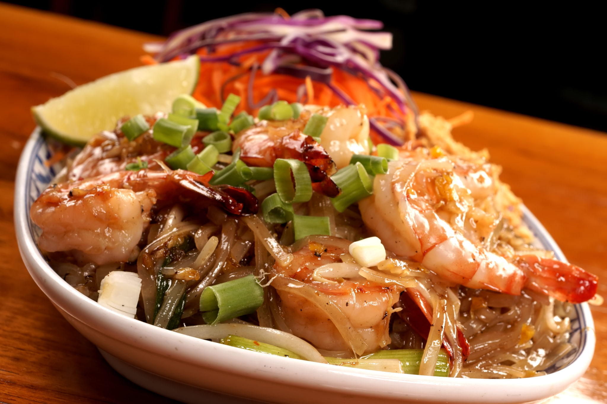Liven up your catered wedding with Thai food