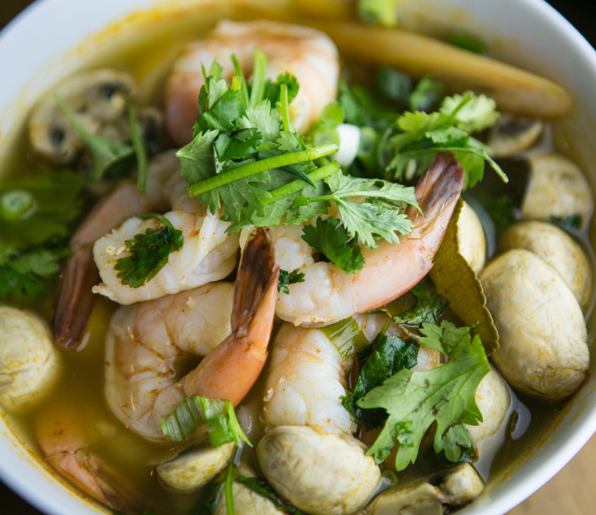 Healthiest Thai food staples
