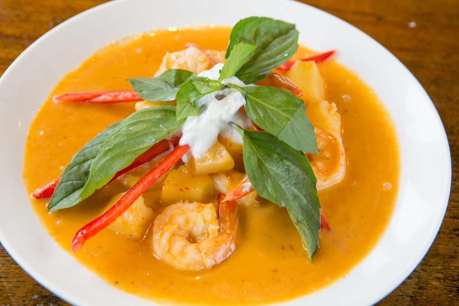 SP Shrimp Red Curry