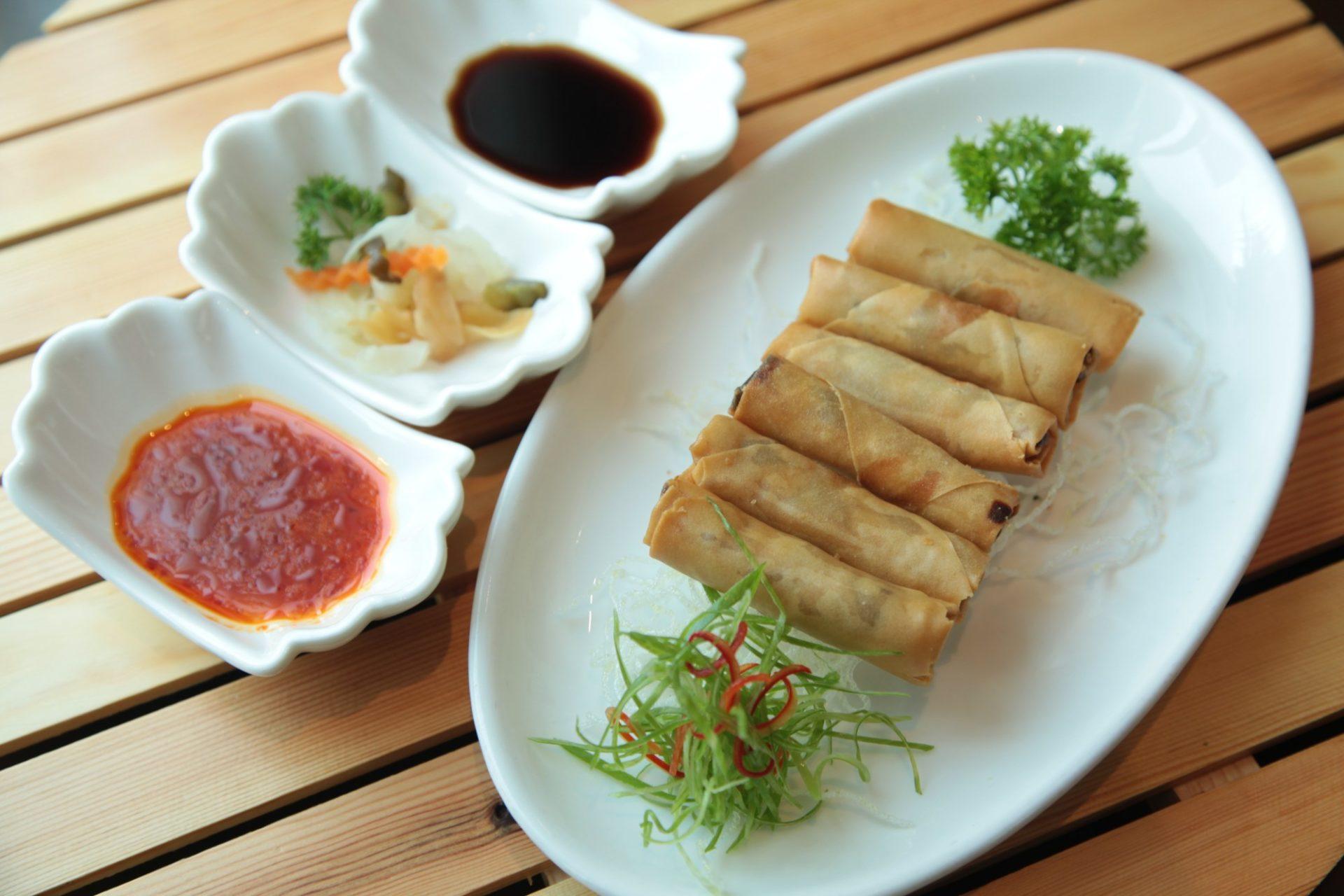 Springtime Appetizers: Top 2 Thai Spring Roll Recipes in Thai Restaurants